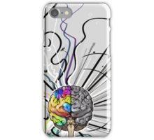 The Brain iPhone Case/Skin