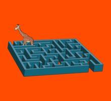 Advantage: Giraffe Kids Tee