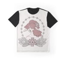 Deer Girl Graphic T-Shirt