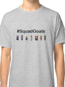 Chrono Trigger Squad Goals Classic T-Shirt