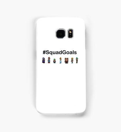 Chrono Trigger Squad Goals Samsung Galaxy Case/Skin