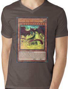 slifer Mens V-Neck T-Shirt