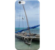 Relaxing After Sail Trip iPhone Case/Skin