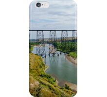 Alberta Heritage iPhone Case/Skin