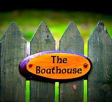 The Boathouse by Lesleymc77