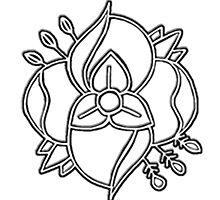 La Dispute - Flower Logo by Emcee94