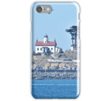 Battery Point Lighthouse iPhone Case/Skin
