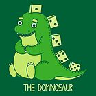 The Dominosaur by Bohsky