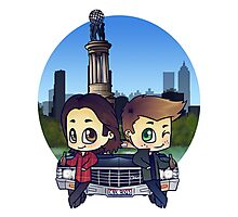 Winchesters in Atlanta Photographic Print