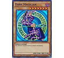 Dark Magician Photographic Print