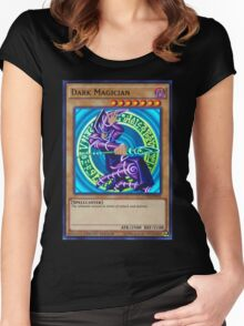 Dark Magician Women's Fitted Scoop T-Shirt