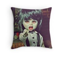 The Doll: Vance - Ver. 2 Throw Pillow