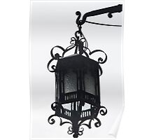 old lamp Poster