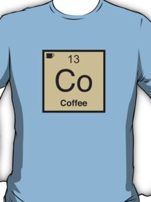 Co Coffee Element T-Shirt