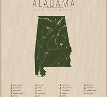 Alabama Parks by FinlayMcNevin