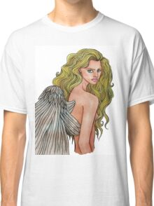 A Devil With Angel Eyes Classic T-Shirt
