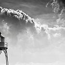 Ship's Beacon at Vlissingen, The Netherlands by M. van Oostrum