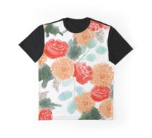 The Orngiet flowers  Graphic T-Shirt