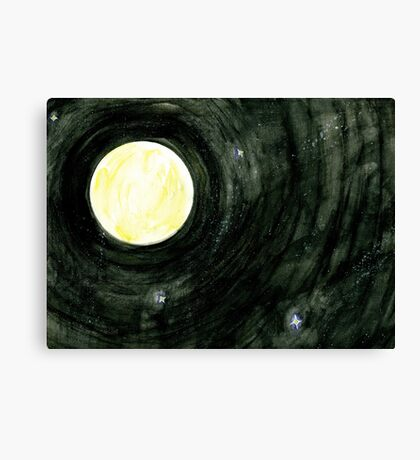 Night Sky  Canvas Print