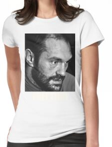 tyson fury Womens Fitted T-Shirt