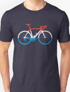 Bike Flag Luxembourg (Big) T-Shirt