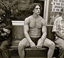 COMMUTER TARZAN by Richard Rothstein