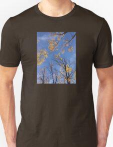September Leaves Unisex T-Shirt