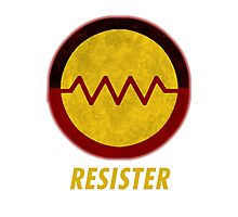 First Nations Resister Photographic Print