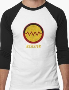 First Nations Resister Men's Baseball ¾ T-Shirt