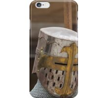 iron armor iPhone Case/Skin