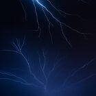 Lightning Shock and Awe by Kenneth Keifer
