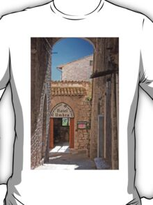 Assisi Alleyway T-Shirt
