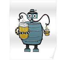 Beer Bot Poster