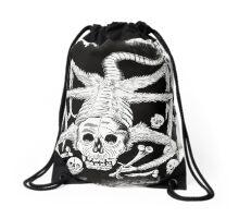 Man Eater Deadly Scorpion Drawstring Bag