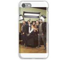 Keys & Cages Band Phone Case iPhone Case/Skin