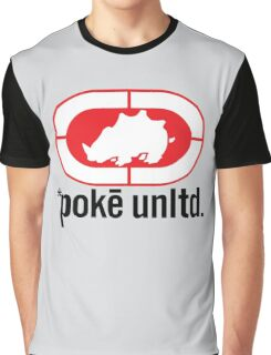 Poké Unltd Graphic T-Shirt