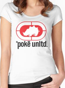Poké Unltd Women's Fitted Scoop T-Shirt