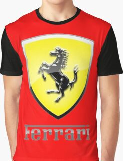 Scuderia Ferarri  Graphic T-Shirt
