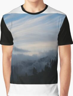 Smokey Mountains Gatlinburg Tennessee Graphic T-Shirt