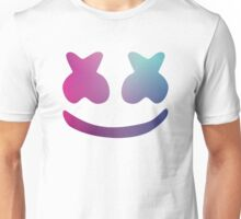Marshmello - Blue Violet Color Unisex T-Shirt