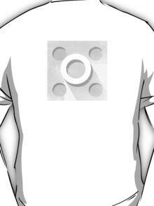 White brick back T-Shirt
