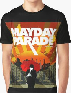 MAYDAY PARADE LESSON ROMANTICS MEJA Graphic T-Shirt