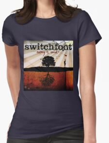 SWITCHFOOT SOUND TOUR Womens Fitted T-Shirt