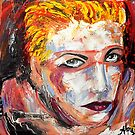 Anne Lennox by Alma Lee