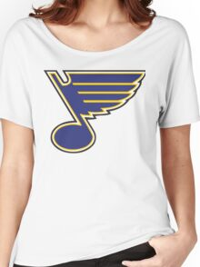 St. Louis Blues Women's Relaxed Fit T-Shirt