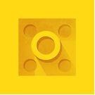Yellow brick back by eskimoeffect