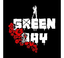 Green Day  Photographic Print