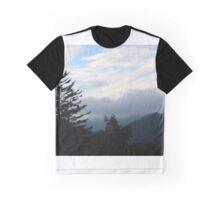 Smokey Mountains Gatlinburg Tennessee Graphic T-Shirt