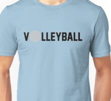 Volleyball Unisex T-Shirt
