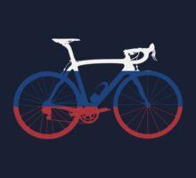Bike Flag Russia (Big) by sher00